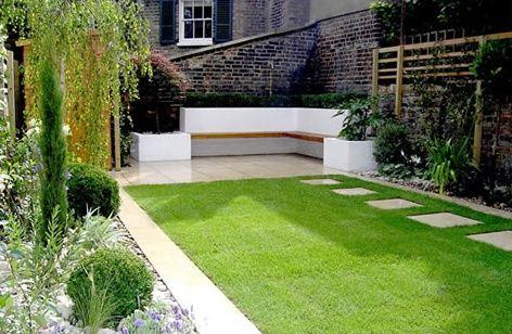 Onderhoudsarme tuin huisje boompje beter for Voortuin aanleggen tips